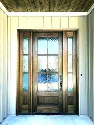 modern glass exterior doors glass panel exterior door frosted glass front door modern glass front door
