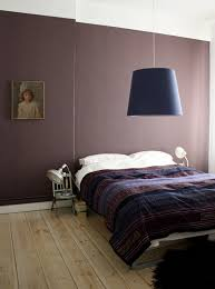 [image Above: The Mauve And Purple Palette In Irina Graeweu0027s Bedroom]