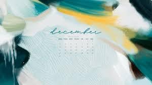 Free December Calendar and Wallpaper ...