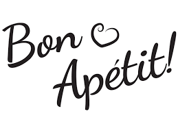 Image result for bon appetit