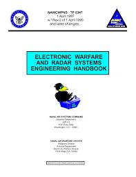 Electronic Warfare And Radar Systems Engineering Manualzz Com