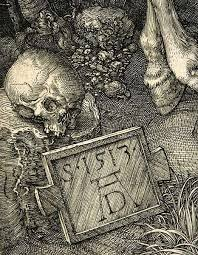 rara avis: Knight, Death and the Devil, Detail