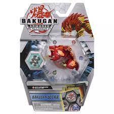 Robot Chính Hãng Nhật Bản Bakugan Bọc Thép Alliance DX Pack 01 - Salamander Đồ  Chơi Màu Đỏ Cho Bé Trai