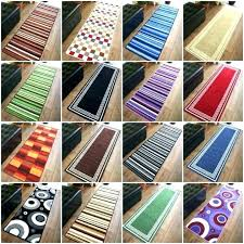 non skid runner rugs marvelous slip rug machine washable pad mat for hallways r runner rug