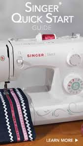 Sewing Machines - Quilting & Embroidery Machines | JOANN & Get set up and start sewing quickly with the Singer Quick Start Guide form  JOANN Fabric Adamdwight.com