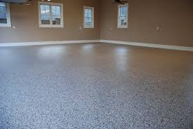 should i paint cement floor basement
