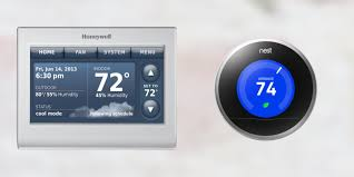 Honeywell Thermostat Comparison Chart Honeywell Smart Thermostat Vs Nest Whats The Difference