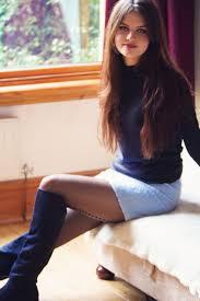 Teen blog brunette teen