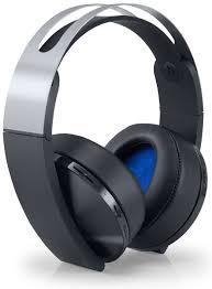 Беспроводная <b>гарнитура</b> PlayStation Platinum, для <b>PS4</b> — купить ...