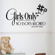 wall decals for teens