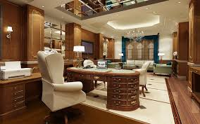 classic office interiors. luxury executive office classic design idea interiors e