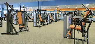 hammer strength motion technology selectorized in gym