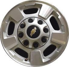 Chevy Silverado Lug Pattern Amazing ALY48 Chevrolet Silverado GMC Sierra 48 48 Wheel Silver