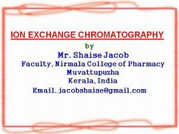 Ion Exchange Chromatography Ppt Authorstream