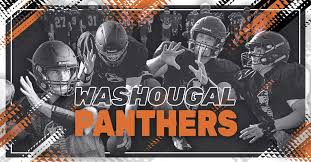 High School Football Take A Knee Chart Washougal Panthers High School Football 2019
