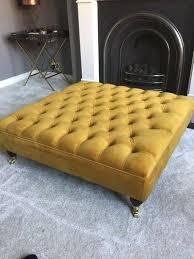 footstool coffee table ottoman