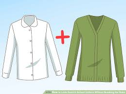 image led look good in uniform without breaking the rules step 2