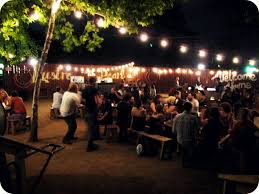 home lighting for outdoor party lights ideas and inexpensive homemade outdoor party lights