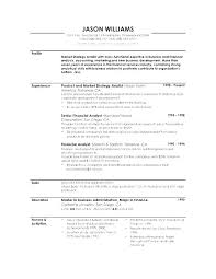 Personal Statement Resume Example Example Of Personal Resume Example Of Personal Statement For Resume
