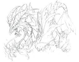 Sea Serpent Coloring Pages Sea Serpent Coloring Pages Monster