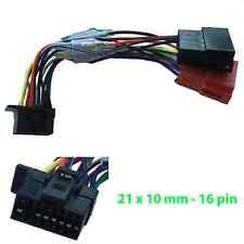sony cdx gt in vehicle parts accessories sony iso wiring harness wx gt90bt wx gt80ui mex bt3150u cdx dab500u
