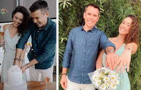 Amanda Richter se casa com deputado Felipe Lyra; veja álbum - Quem ...
