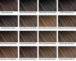 Light Red Hair Color Charts Reddish Brown Hair Color Chart Lajoshrich Com