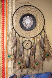 Big Dream Catcher For Sale richmondplc HIT Sale Big Lion Dream Catcher Dreamcatcher Dream 39