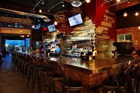 glass garage doors restaurant. Modern Concept Glass Garage Doors Kitchen With Restaurant Bar Restaurants