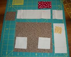Sew Inspired: Chicken Quilt Block Tutorial & Here are instructions for making a chicken quilt block. This block is 7x8  inches as shown and will end up 6.5x7.5 inches when sewn into a quilt. Adamdwight.com
