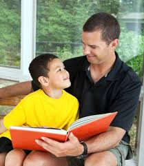 Image result for pictures of dad teaching child