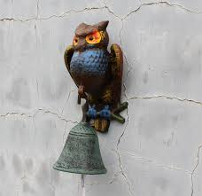Owl Home Decor Accessories Simple DUNXDECO Home Decoration Accessories Antique Vintage Rustic Colorful