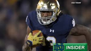 Notre Dame Spring Depth Chart Preview Running Backs Nbc