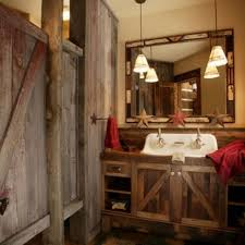 Good Rustic Bathroom Ideas Breakingdesignnet - Rustic basement ideas