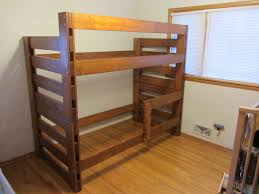 Making bunk beds Loft Bed The Basic Pine Four Poster Bunk Bed Build Mymydiy 52 awesome Diy Bunk Bed Plans Mymydiy Inspiring Diy Projects