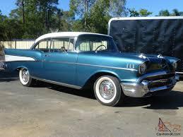 Belair 1957 2 Door Hard TOP Chevrolet BEL AIR 1957 Chevy Reduced ...