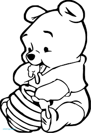 13 Baby Drawing Winnie The Pooh For Free Download On Ayoqqorg