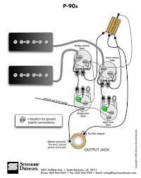 bass wiring diagram 2 volume 2 tone image wiring diagram seymour duncan wiring diagrams bass wiring diagram 2 volume 2 tone p 90s 2 vol 2 tone &switch