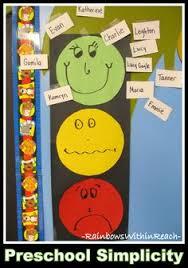 Stoplight Behavior Chart Templates 1000 Images About Behavior Classroom Management On Pinterest