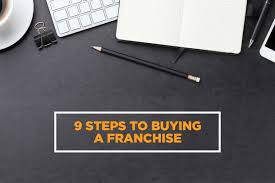 is franchising right for you jan wild business broker 9 steps to buying a franchise