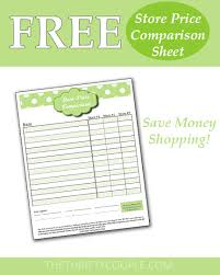 Grocery List Prices Take Back Your Finances 20 Save More Grocery Money With
