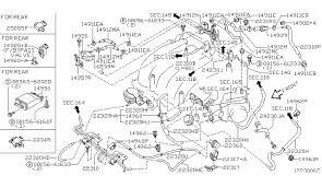 nissan maxima engine diagram car wiring intake manifold in altima