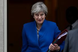 Image result for Theresa May poze