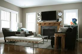 Long Living Room Furniture Placement Furniture Placement For Narrow Living Room With Fireplace