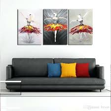 modern wall hangings modern canvas art wall decor ballerina canvas painting abstract modern wall art painting modern wall hangings