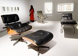 charles and ray eames furniture. 14 Of 14; The World Charles And Ray Eames Exhibition At Barbican Furniture