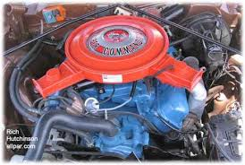 chrysler dodge plymouth 440 six pack engine information road runner 440 six pack