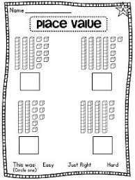 Place values, Places and Place value worksheets on PinterestPlace value worksheets for all levels!