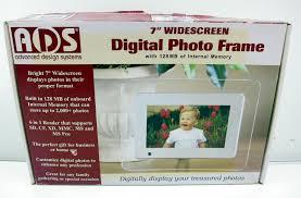 Advanced Design Systems Digital Photo Frame User Manual New Ads Advanced Design Systems 7 Widescreen Digital Photo