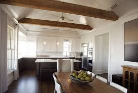 country modern furniture. View In Gallery Wooden Beams A Modern Country Kitchen Furniture